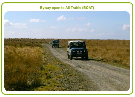 Byway open to all traffic