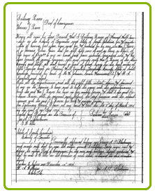 Pre-Registration Deeds